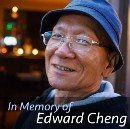 In Memory of Edward Cheng