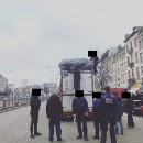Yesterday we chased a bike thief from Paris to Brussels