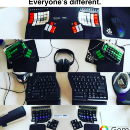 Different Strokes: A look at developers' favorite keyboards