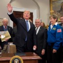 Sorry America, We're Not Going Back To The Moon