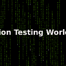 How does the pen testing world do penetration testing : Part-1