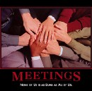 How to have a meeting