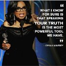 Oprah's Calculation for Call to Actions: A Lesson for Activists