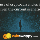 What is the future of cryptocurrencies in India given the current scenario