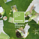 The Subliminal Social Messages of Greenery, Pantone's Color of the Year