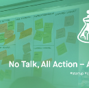 No Talk, All Action — Startup Weekend