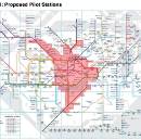 Crowdsourcing in the London Underground with Wifi Data