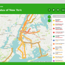 Using natural language processing to route around NYC's subway disruptions