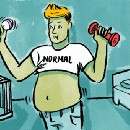 A Fitness Guide for People With No Free Time (And Who Want to Lose the Dad Bod)
