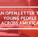 To Young People Across America,