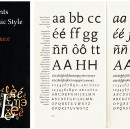 The Element Selectors of Typographic Style