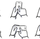 How To Communicate Hidden Gestures in Mobile App