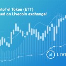 EncryptoTel Token (ETT) launched on Livecoin exchange!