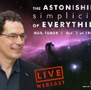 Live-Blog Event: The Astonishing Simplicity Of Everything