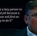 What does being lazy have to do with excellent Paid Search management?