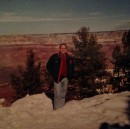 Day 14: The Grand Canyon in the snow