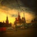 A Stranger In Moscow