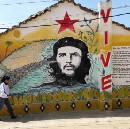 The gravedigger of Che Guevara