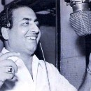 For my mother, who taught me to love Mohammed Rafi