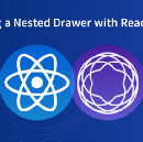 How to build a nested drawer menu with React Native