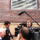 Questions an anxious TV reporter might ask a criminal as he leaves court