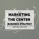 Why Marketing Should Be The Center of Your Business Strategy