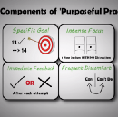 Purposeful practice can change the way you learn.