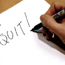 """Getting value out of """"I quit!"""""""