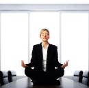 Beat stress at work with meditation