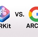 Apple's ARKit vs. Google's ARCore