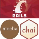 How to test Rails app using Mocha JS and Chai JS ?