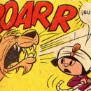 Roarr! the perfect JSON logger for Node.js and browser