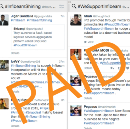 Infibeam IPO: Why Twitter's Dirty Secret — Paid Tweets — is not funny anymore