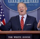 SPICER: Trump Leaked Information to Russian Officials Because He's a Gemini and Can't Help It