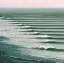Chicama, longest left wave in the world