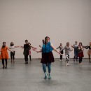 In the MoMA Dance Company