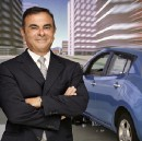 Nissan CEO Carlos Ghosn Talks Safety, Efficiency and Self-Driving Cars