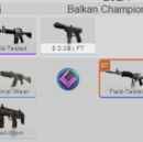 Delusions of high profile bettors in the CS:GO community