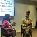 From Starshine and Clay: Creativity in Critical Feminist Black & Latina Librarianship