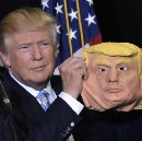 President Asks Nation To Continue Wearing Trump Masks After Halloween