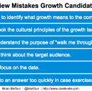 6 Mistakes Growth Candidates Make in the Interview Process