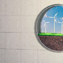 The Irreversible Momentum of Clean Energy