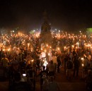 White People, We Know Those Angry, White Men Carrying Tiki-Torches. We Must Not Be Silent!