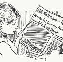 Why We Read the News (and how to do it)