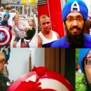 My Fight Against Intolerance As Captain America
