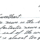 Asked and Answered: A Letter Home on Hiroshima