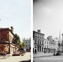 Before and after photos span a century of Irish history