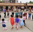 Creating Communities for Displaced Children