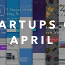Startups of April