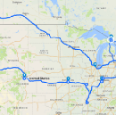The ridiculous road trip